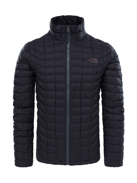The North Face M's Thermoball Insulated Full Zip Jacket Black Matte